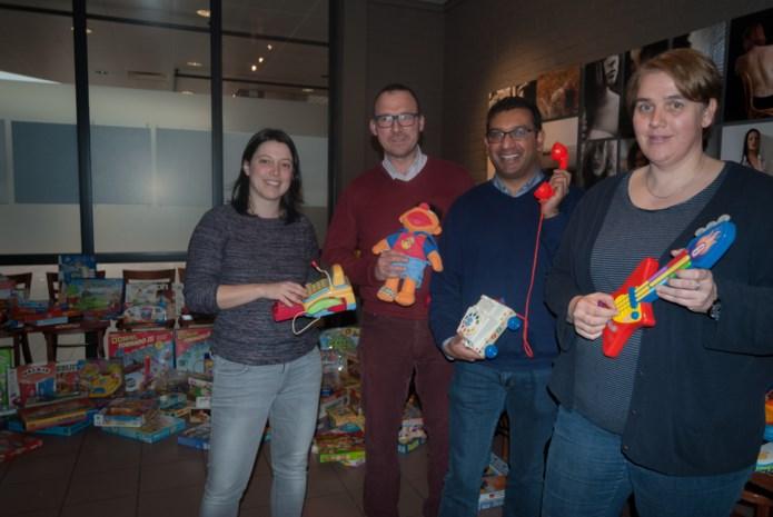 Curieus Heist zorgt voor gratis eindejaarsgeschenk voor elk kind