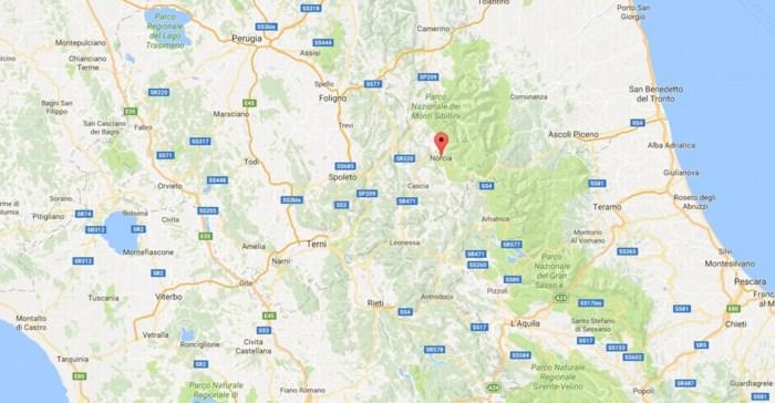 Centraal-Italië opnieuw getroffen door aardbeving