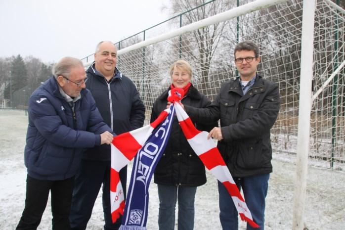 Voetbalclubs straks samen op het veld in rood en blauw