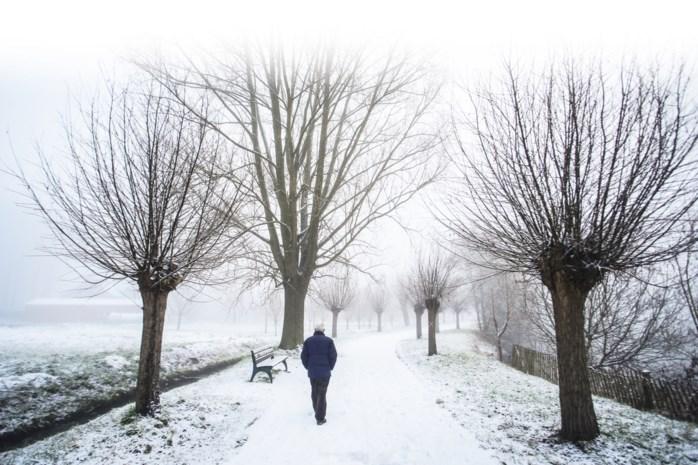 Stevige winterprik op komst: gevoelstemperatuur tot -10°C
