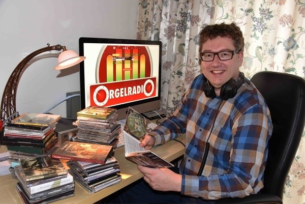 Orgelradio heeft meer dan 110.000 luisteraars