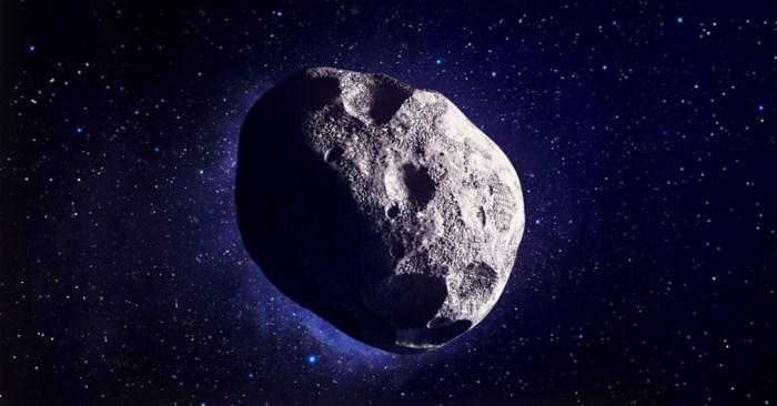 Asteroïde is de aarde rakelings gepasseerd
