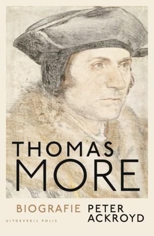 BOEK. Peter Ackroyd - Thomas More