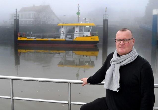 Nieuwe veerboot pendelt vanaf deze week over Schelde in Driegoten