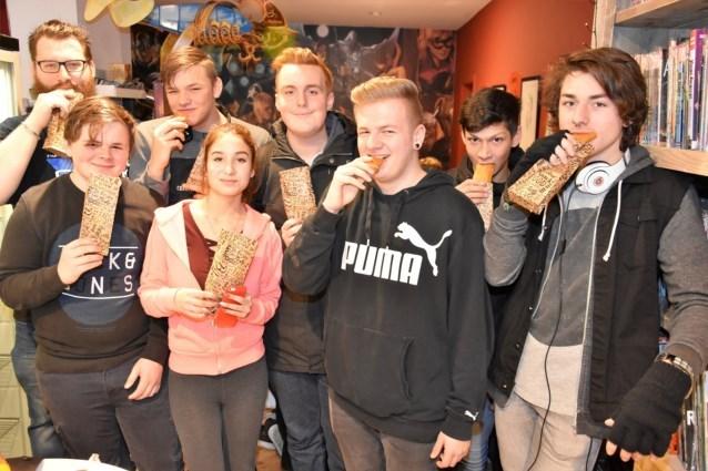 Horeca maakt jongeren warm voor 'Verloren Maandag'