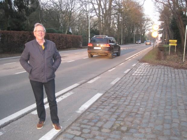 Raymond De Cock wil dat burgemeester slimme camera's laat plaatsen