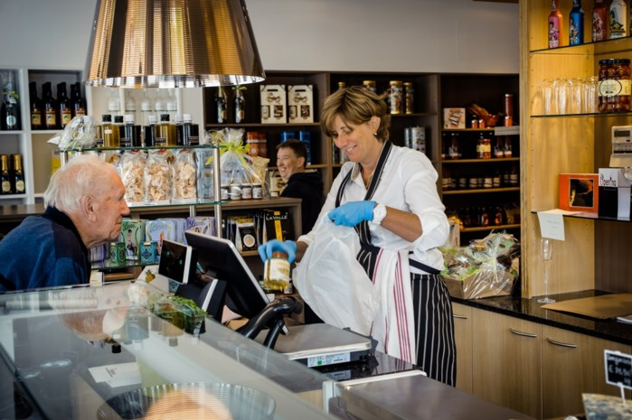 Delicatessenzaak Poppeia van nieuwe NMBS-baas Sophie Dutordoir gesloten