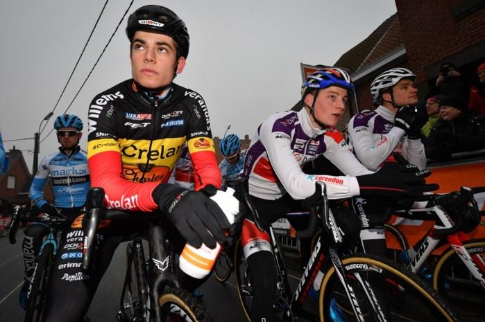 Wanneer trekken Van Aert en Van der Poel naar de weg?