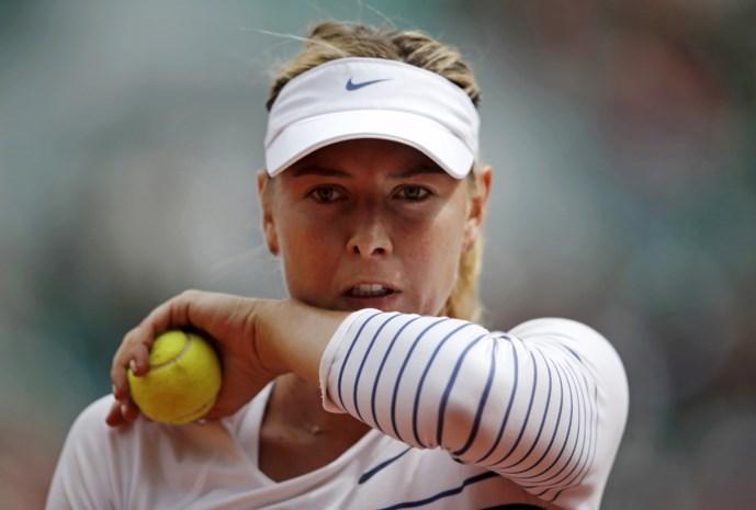 Maria Sharapova komt dag na dopingschorsing terug op WTA-toernooi Stuttgart