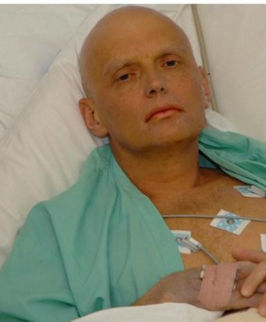 Amerikaanse sancties tegen hoofdverdachten moord Litvinenko