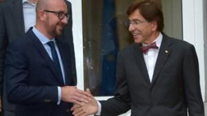 """Michel verdedigt maatregelen regering: """"Niets doen, is garantie dat onze kinderen het minder goed zullen hebben"""""""