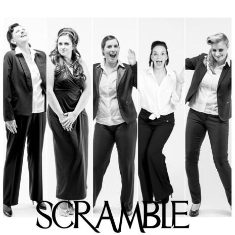 Kirsten Cools kneedt 'Scramble' tot semi-professioneel kwintet