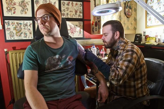 Zeven Antwerpse topadresjes: tattooshops