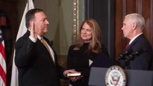 Trumps CIA-baas legt eed af, Senaatscommissie keurt nominatie Buitenlandminister goed
