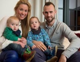 Vrouw van Thomas Buffel verliest strijd tegen darmkanker