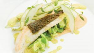 Koken met de vis van het jaar? Sterrenchef Maarten Bouckaert toont hoe