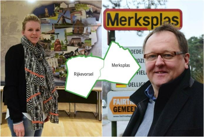 Fusie tussen Merksplas en Rijkevorsel nog niet voor morgen