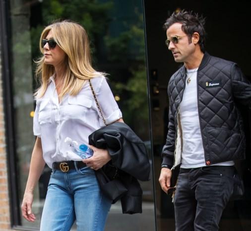 Binnenkijken bij Jennifer Aniston in New York