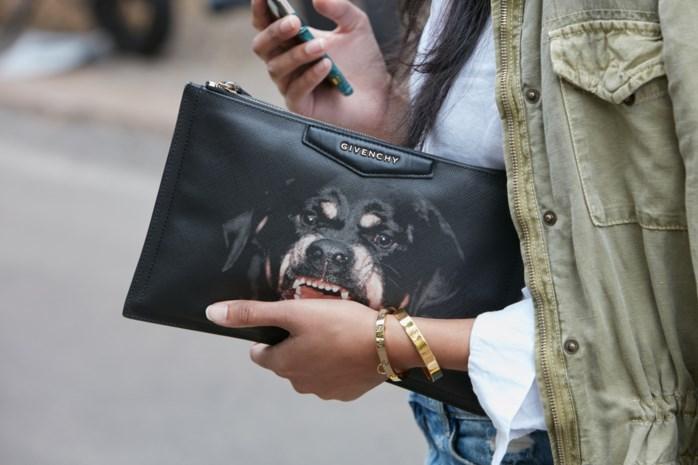 'De hond' is terug bij modehuis Givenchy