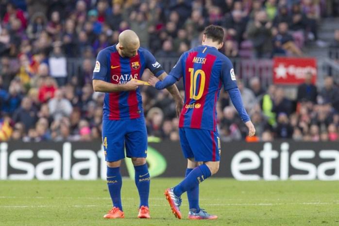 Barcelona boekt eenvoudige zege tegen Bilbao en komt voorlopig op één punt van Real