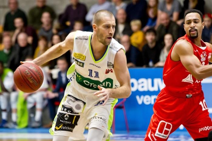 Antwerp Giants delen tik uit aan Aalstar