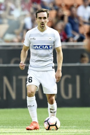 Udinese haalt Tsjech weg bij Slavia Praag als vervanger voor Kums