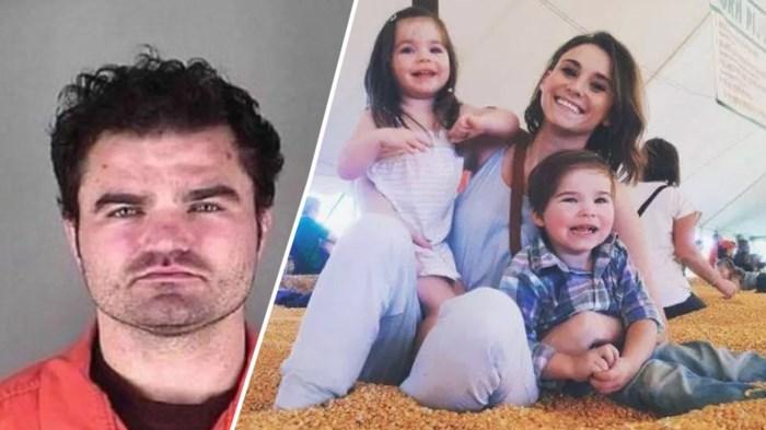 Vader bekent dat hij zijn zwangere vrouw doodstak voor de ogen van zijn twee kinderen