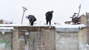 Doden door zwaar winterweer in Afghanistan en Pakistan