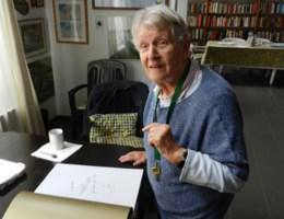 Studieplannen van 90-jarige overgrootmoeder opgeborgen na ongeval
