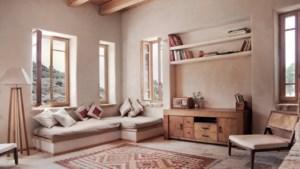 Dit rustgevend droomhuis werd gemaakt van hennep