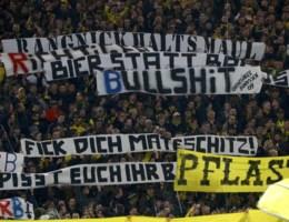 """""""Of het nu mannen, vrouwen of kinderen waren, dat kon de Dortmund-ultra's niet schelen"""""""