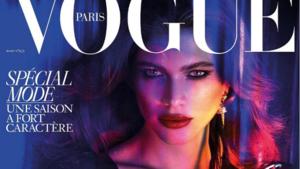 Franse Vogue zet transgender model op de cover