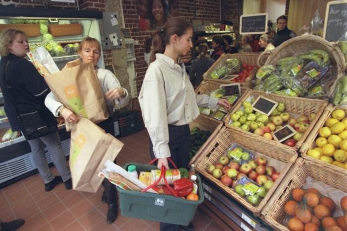 Primeur Delhaize: biogroenten en -fruit zonder verpakking