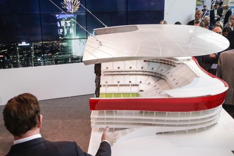Anderlecht zegt 'neen' tegen Eurostadion, Ghelamco begrijpt houding paars-wit niet