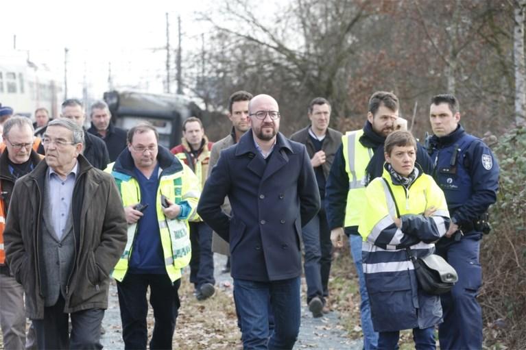 Overleden persoon zat vermoedelijk toch op ontspoorde trein in Leuven