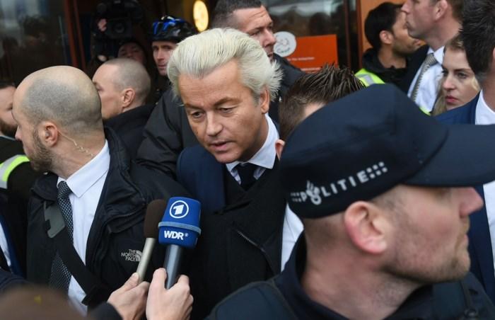 Geert Wilders zegt debat af na interview met broer