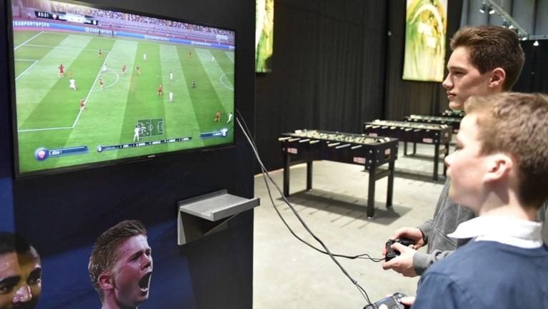 Scoren tegen Dries Mertens of op de foto met Kevin De Bruyne: het kan op interactieve expo 'Goal'