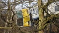 Infrabel mag plaats van ontspoorde trein betreden