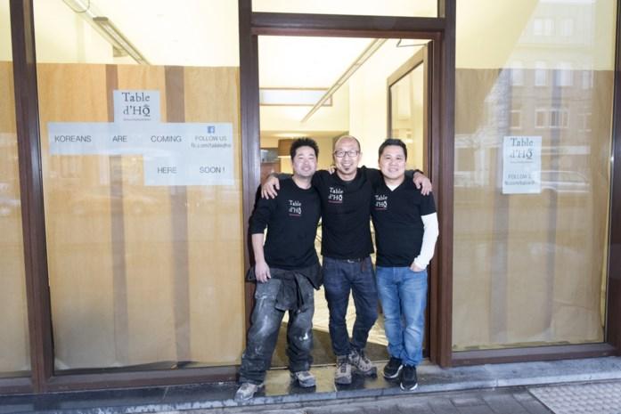 Koreaans restaurant Table d'Ho opent weer keer per maand