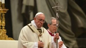 """Paus kwaad: """"Beter atheïst zijn dan hypocriete katholiek"""""""