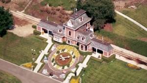 Michael Jacksons 'Neverland' staat opnieuw te koop aan geminderde prijs