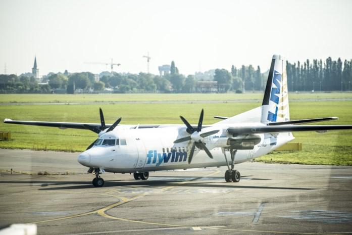 Negen of meer VLM-verbindingen vanuit Antwerp Airport?