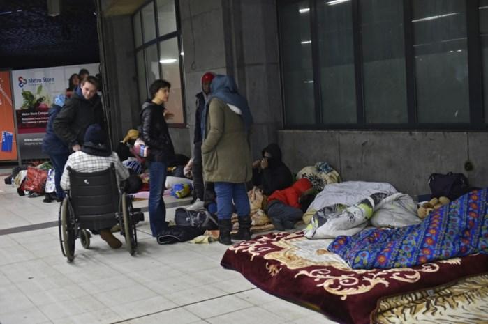 """""""Regering voert afspraken over rechten daklozen niet uit"""""""