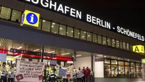 """Honderden vluchten geannuleerd door staking: """"Vliegen naar Berlijn bijna onmogelijk"""""""