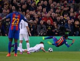 Wat als... de vier betwiste penaltyfases van Barcelona-PSG in beeld