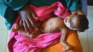 Belg haalt portefeuille boven voor 'ergste hongersnood in jaren'
