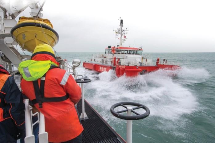 Prikacties zeeloodsen zorgen voor vertraging