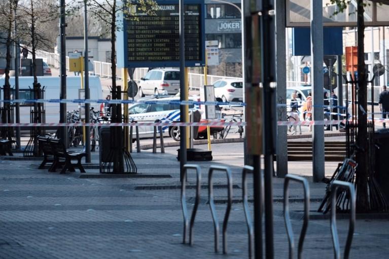 Station van Mechelen twee uur ontruimd: verdachte koffer was nagenoeg leeg