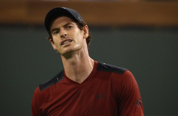 """Langer wachten op comeback Murray? """"Hij heeft scheurtje in elleboog"""""""
