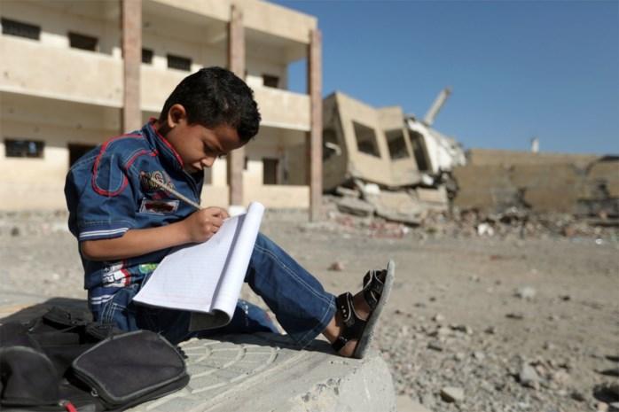 Ruim 1.500 kinderen omgekomen in Jemen